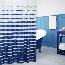 Gradient Stripes Waterproof Bathroom Shower Curtain Liner Plastic PEVA 8 SIzes