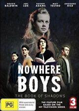 NOWHERE BOYS THE BOOK OF SHADOWS dvd  BRAND NEW