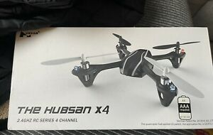The Hubsan X4 2.4GHz Used