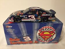 1/24 1999 #3 Dale Earnhardt Jr. ACDelco Superman Nascar Diecast Car