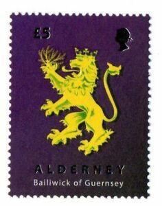 Alderney Stamps 2008 SG A348   25 Years of Alderney Stamps  Mint MNH