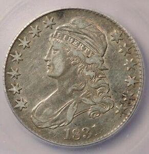 1831-P 1831 Capped Bust Half Dollar ICG EF40 XF40