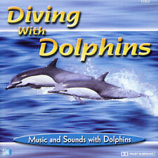 VARIOUS ARTISTS - DIVING WITH DOLPHINS [PLANE] NEW CD
