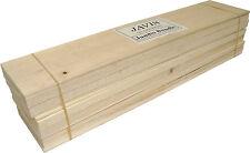 Madera De Balsa Gigante Paquete De 3 X 450 Mm L x100mm W x100mm H-mezclado Tamaños día siguiente Post