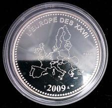 MEDAILLE -  ESSAI L'EUROPE DES XXVII - 2009