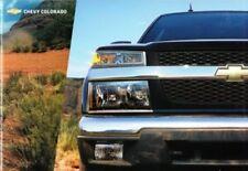 2008 08 Chevrolet Colorado original sales brochure MINT