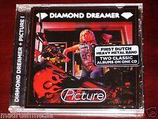 Picture: Diamond Dreamers + Picture 1 CD 2013 Divebomb Records USA DIVE050 NEW