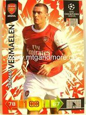 Adrenalyn XL Champions League 10/11 - Thomas Vermaelen