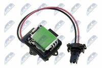 BLOWER RESISTOR FOR RENAULT CLIO II 2001-> /WITH MANUAL A/C/ /ERD-RE-002/