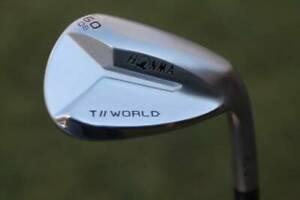 NEW Honma T // World TW - W Wedge Head (50, 52, 56, OR 58)