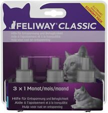 More details for 3 pack feliway classic - 3 x 30 day refills, 48ml