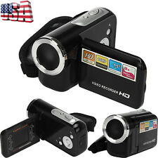 1.5'' HD 720P TFT LCD Video Camera DV Recorder 16MP 8X Digital Zoom Camcorder