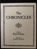 The CHRONICLES, Karl Fulves, Close-Up Magic, 1st Ed. Rare