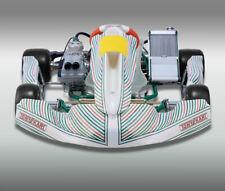 TonyKart 2019 Racer 401R Rolling Chassis Go Kart Karting Race Racing