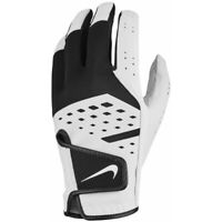 Nike Tech Extreme Golf Bowling Glove Mens White Black