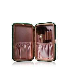 CHARLOTTE TILBURY  Charlotte's Hollywood Mini Brush Set in velvet clutch bag
