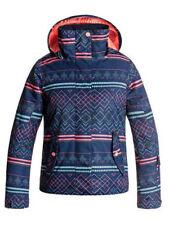 Roxy Girls Jetty Jacket, Ski Snowboarding Winter Jacket, Size XL (14 Girls), NWT