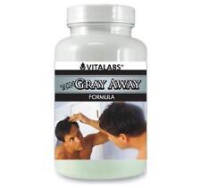 1 Gray Away Anti Grey Hair PIlls Catalase Restores Natural Colour Thicker Volume