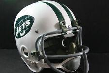 Vintage Riddell Style NEW YORK JETS Suspension RK Football Helmet JOE NAMATH