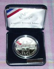2004-P LEWIS AND CLARK PROOF  SILVER DOLLAR - ONE OWNER