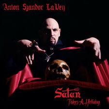 Anton Lavey - Satan Takes A Holiday [Used Very Good Vinyl LP] Ltd Ed, Red