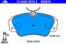 Bremsbelagsatz Scheibenbremse - ATE 13.0460-2815.2