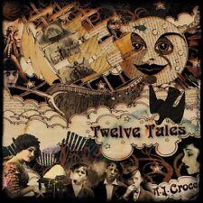 AJ Croce - Twelve Tales [CD]