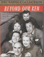 Beyond Our Ken 2 Cassette Audio Comedy BBC Radio Horne Williams Pertwee Paddick
