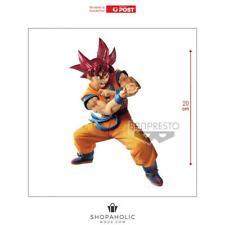 Dragon Ball Super: Super Saiyan God Goku Special VI Blood of Saiyans Figure