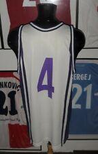 Jersey maillot camiseta fiba baloncesto real madrid yugoslavia bodiroga vintage