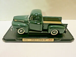 Yat Ming Road Signature Series 1948 Ford F-1 Pick Up, Deluxe Edition, 1:18 Scale