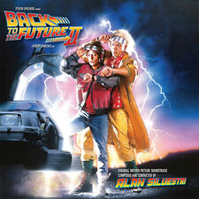 RETOUR VERS LE FUTUR 2 (BACK TO THE FUTURE 2) MUSIQUE - ALAN SILVESTRI (2 CD)
