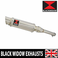 GSF 650 Gsf650 Bandit 2007-2016 Water Cooled Exhaust Silencer Carbon Hex 300hx