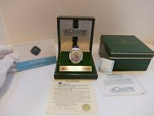 VINTAGE JAEGER LECOULTRE HPG MEMOVOX AUTOMATIC ALARM WATCH (WATCH VIDEO)