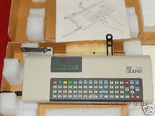 MAX CADLINER CD-850 Plotter-Scriber+Handbuch,geprüft,NEU im OVP,war Ersatzgerät