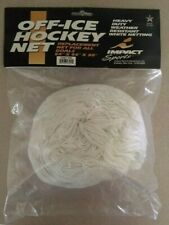Impact Sports Street Hockey Net 54in x 44in x 30in White