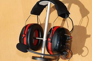 TELCOM Avionics Pilot Aviation Headset Vector 0AS -32 dB Made in Germany NEU!