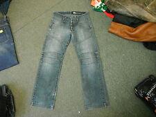 "McKenzie Relaxed Jeans Waist 30"" Leg 32"" Faded Dark Blue Mens Jeans"