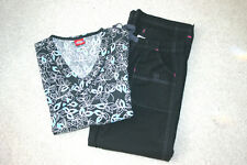 Scrub Lot of 2 Pieces, Pants and Top Wonder Wink