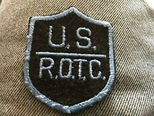 "U.S. Rotc Sleeve 2.5"" Patch Felt Material"