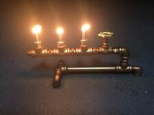 Pipe Oil Lamp Multiple Colors Available