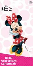 MINNIE MOUSE - COLOR WINDOW DECAL/STICKER - BRAND NEW - 7082