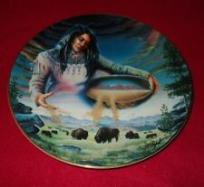 Royal Doulton / Franklin Mint Indian Plates - Select Plate