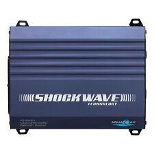 Aquatic AV 4 Channel Waterproof Marine Amplifier AQ-AD600.4