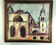 Paulo Zanucco (Italy B-1964) Original oil painting - LISTED ARTIST SIGNED