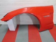 10-13 C6 Corvette Z06 - LH Left Fender w/ Z06, Vent - Carbon Fiber, Red  -Cracks