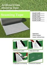 Wide Artificial Grass Tape Synthetic Turf Seaming Jointing Tape 15-3/4