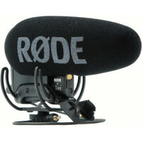 Rode VideoMic Pro+ (Plus) On-Camera Shotgun Microphone - IN STOCK AND SHIPPING!