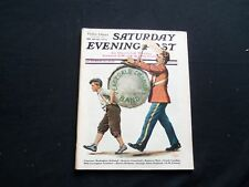 1928 OCTOBER 20 THE SATURDAY EVENING POST MAGAZINE - ILLUSTRATED COVER -SP 1325