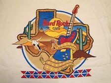 Vintage Hard Rock Cafe HRD San Antonio Texas TX Tourist Desert Music T Shirt XL